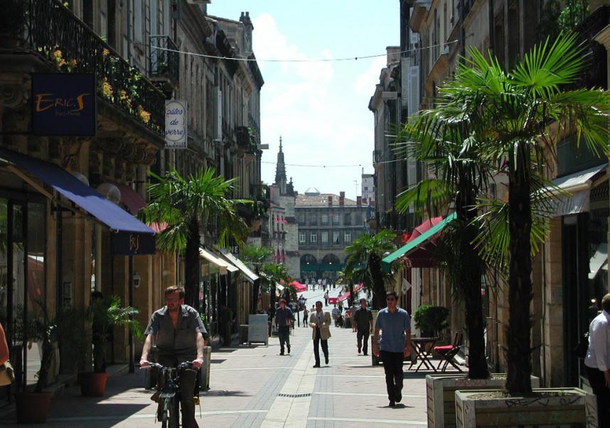 Бордо, город