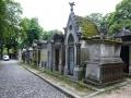 Фамильные склепы кладбища Пер-Лашез