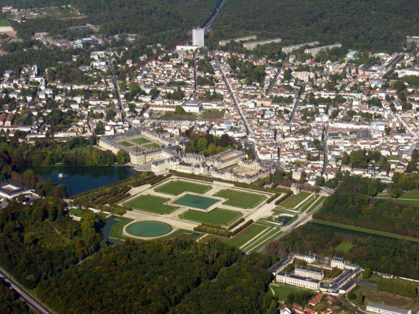 Дворец Франции - Фонтебло