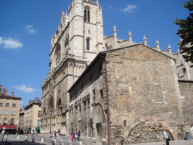 Лион, кафедральный собор