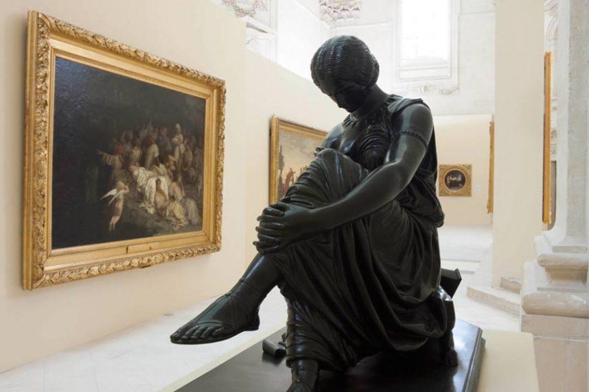 Городской музей изящных искусств во Франции