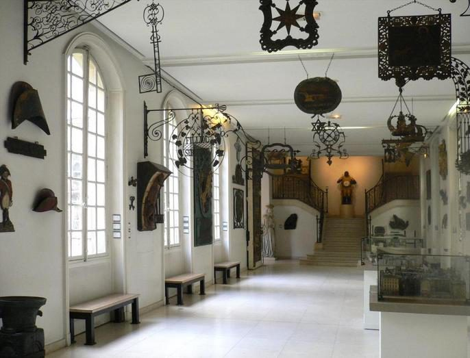 Музей истории Парижа Карнавале