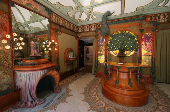 Магазин знаменитого ювелира Жоржа Фуке, Музей Карнавале