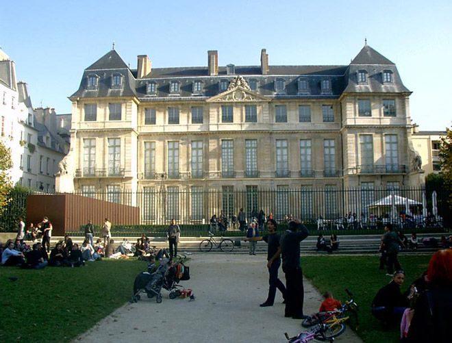 Музей Пикассо, Париж