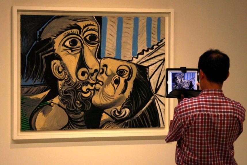 Картины музея Пикассо в Париже