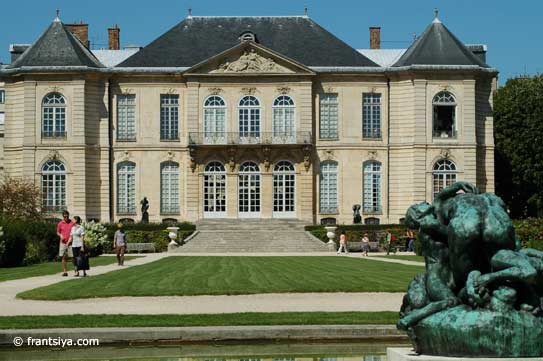 Музей Родена, Париж