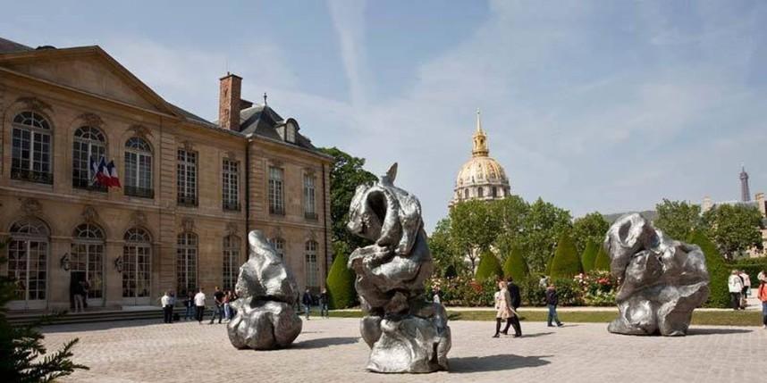 Музей Родена сегодня, Париж