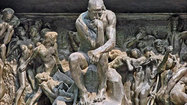 Мыслитель, Музей Родена