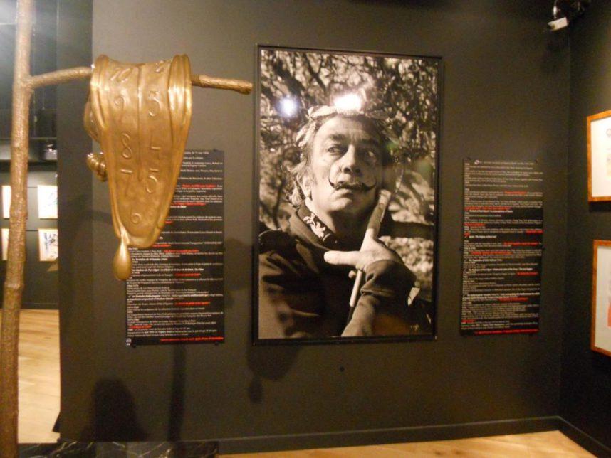 Музей Сальвадора Дали, Монмартр