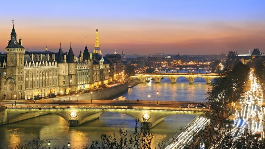 Париж, Мост Александра III