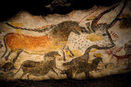 Наскальная живопись,Пещера Ласко