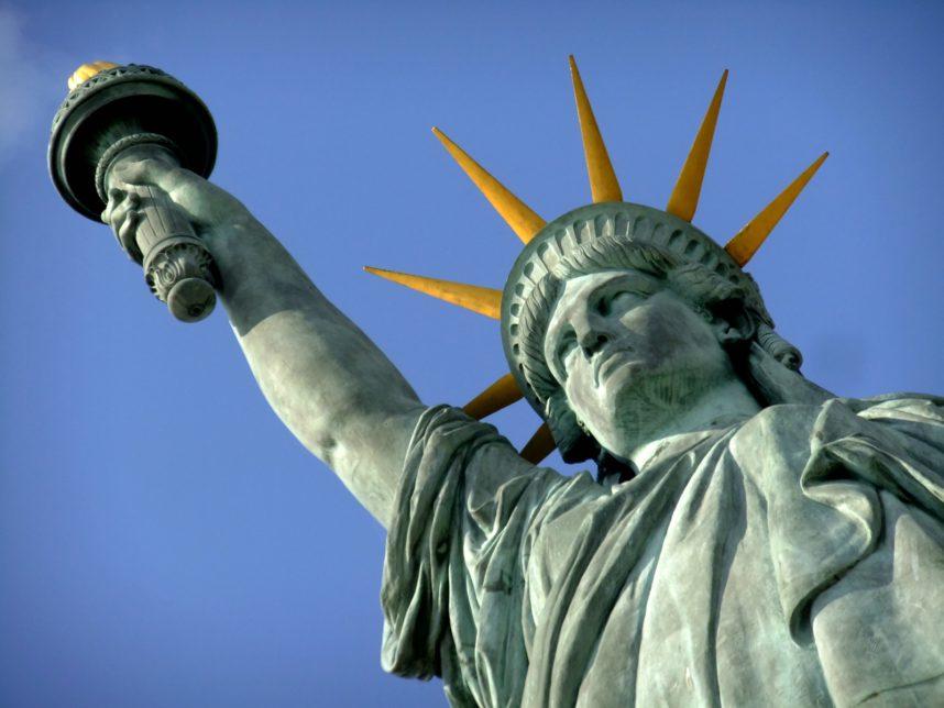 Парижская Статуя Свободы