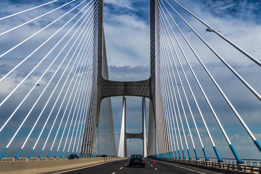 Дорожный мост - Виадук Мийо