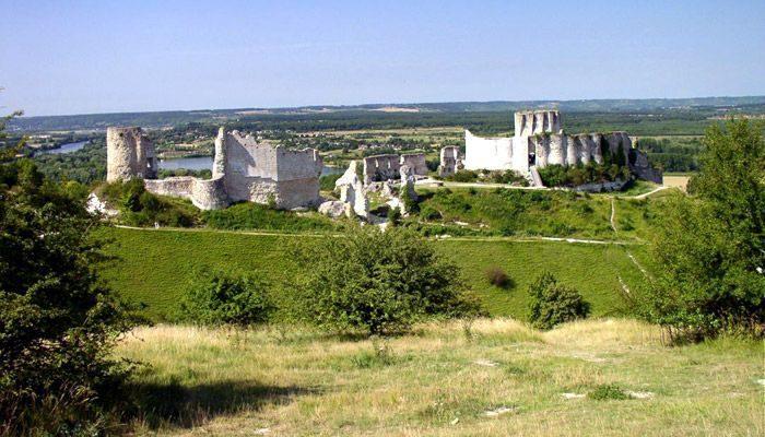 Замок Гайар
