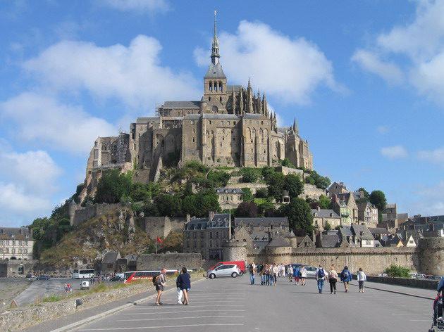 Замок Сен-Мишель