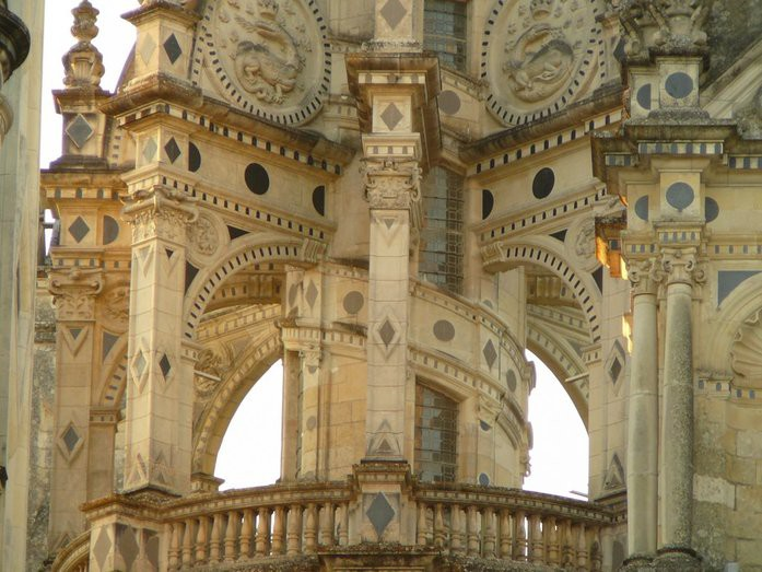 Архитектура замка Шамбор