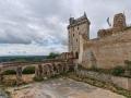 Замок Шинон, мост