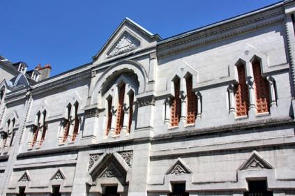 Здание масонской ложи во Франции