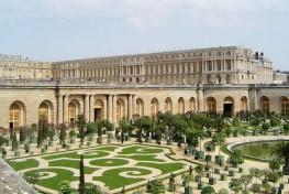 Версальский дворец — рукотворный памятник