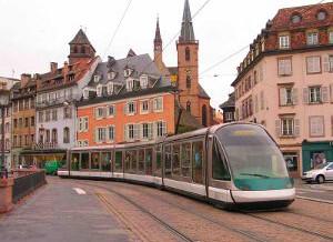 Транспортная система Франции