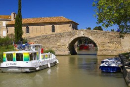Путешествие по Франции на катерах