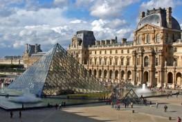 Музей Лувр — место, где Гёте коротал свои дни
