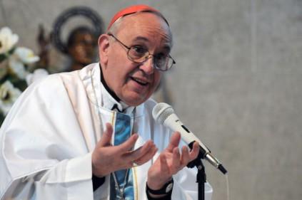 Папа Римский выступил против однополых браков
