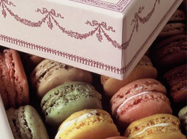 Французский десерт «Макарон» (пошаговый рецепт)