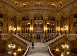 Опера Бастилия в Париже