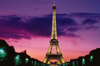 Франция - любимая страна туристов