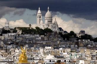 Монмартр – «изюминка» Парижа