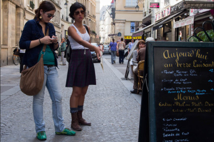 Дешевый Париж - это не миф, а реальность!