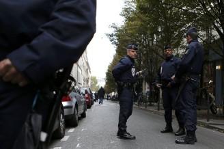 Французская полиция охотится на «парижского стрелка»