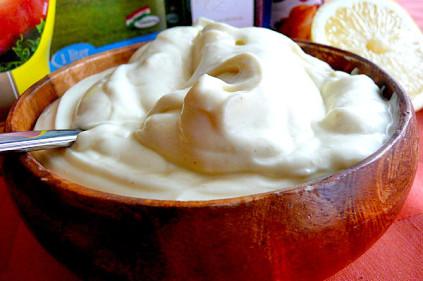 Майонез: история и рецепт приготовления