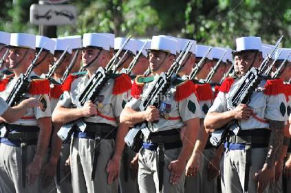 Французский легион: единение и преданность
