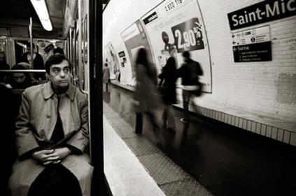 Лабиринты метро Парижа