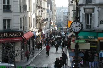 Прогулки по Монмартру: улицы, проспекты и интересные места