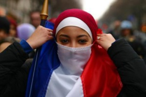 Расизм во Франции направлен против белых