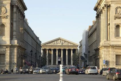 Площадь Мадлен обещают сделать торговым сердцем Парижа