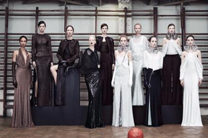 Платья «от кутюр» — в Париже началась неделя высокой моды