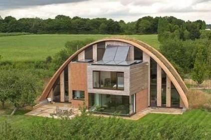 Во Франции появятся экологичные дома