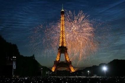 В День взятия Бастилии французы веселятся пуще прежнего