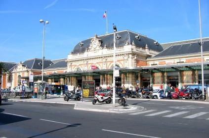 Вокзал Ниццы изменит свой облик