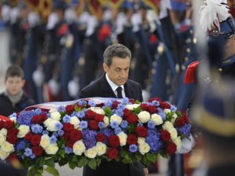 Французы чтут память погибших в Первой мировой войне