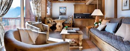 Горнолыжный курорт Валь-Сени-Вануаз встречает сезон с новой гостиницей
