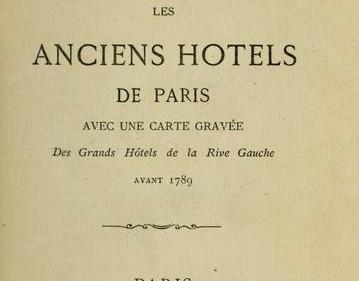 Рейтинг отелей Парижа
