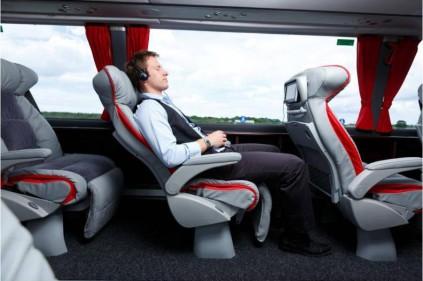 Билеты на парижские автобусы можно будет приобрести во время полета