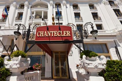 Ресторан отеля «Негреско» в Ницце получил вторую звезду