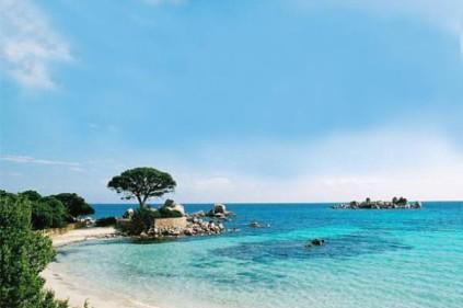 Список лучших пляжей Корсики