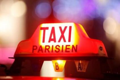Службы такси в Париже улучшатся